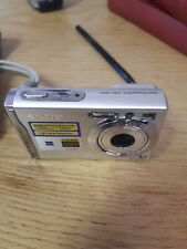 Cyber-shot- DSC-W90 - camera-with Case And Cables
