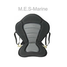 TAHE Marine Deluxe Regolabile Imbottito sedersi sulla cima SEDILE Kayak Canoa SCHIENALE