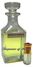 Mukhallat Saharzat Sweet Rosy Apple Pineapple Musky Ambery Perfume Oil 3ml