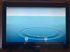 """Samsung Galaxy Tab 2  10.1"""" Tablet 16GB, WiFi, SD Slot, w/ Case & Charging Cable"""