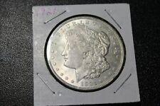Four (4) - 1921 Morgan U.S. Silver Dollars Average Circulation (Not Culls)