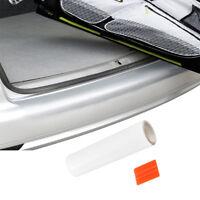 Ladekantenschutz-Folie Schutz Kratzer Carbon Optik für Opel Astra J Sportstourer