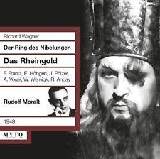 Das Rheingold: Frantz-Poell - Wagner / Moralt (2010, CD NIEUW)2 DISC SET