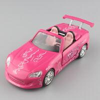 1:32 scale jada fast and furious suki HONDA S2000 roadster Car Diecast Toy model