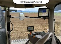 "48"" Wiring Harness Extension - High Mount a John Deere 2630 / 2600 GPS Display"