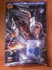 FANTASTICI 4 movie con HEROCLIX ALLEGATO Mr FANTASTIC MARVEL ITALIA