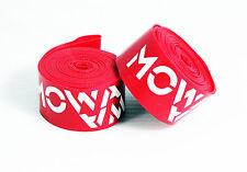 "MOWA Elasticity Mountain MTB Bicycle Bike Rim Tape Strip 1pair 26"" 20mm in Red"