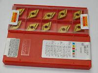 10 new SANDVIK Coromant DNMG 431L-K Grade 4025 Carbide Inserts 15 04 04L-K