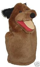 Kasper Handpuppe Hund braun STRUPPI v. Kersa (37002) NEU Punch & Judy puppet dog