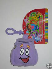 """Mr. Backpack Clip-On & Coin Purse 3"""" X 2.5"""" Brand New !"""