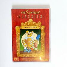 The Simpsons Greatest Hits Classics DVD Movie Free Post Region 4 AUS - Comedy
