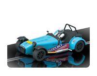 Scalextric C3133 Caterham R500 - 1:32 scale slot car