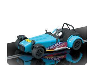 Scalextric C3133 Caterham R500 Suzuki Motul - 1:32 scale slot car