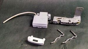 Maytag Bravos MVWB400VQ0 Washer Door Latch/Hinge Switch Mechanisms Set, White