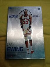 LE STELLE DELLA NBA Gazzetta dello sport PAT EWING nr. 36 *Nuovo*