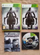 Darksiders 2 Xbox 360 / Fr intégral / complet / tbé / envoi gratuit
