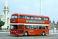 Ribble 1641 NCK630 Leyland Atlantean 6x4 Bus Photo Ref P047