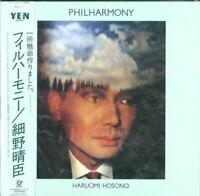 HARUOMI HOSONO-PHILHARMONY-JAPAN LP Ltd/Ed I71