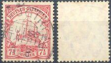 Deutsche Kolonien DOA Ostafrika, Mi.Nr 32 gestempelt, Vollstempel Wugiri