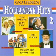 GOUDEN HOLLANDSE HITS 2 - 14TR CD 1991 DUTCH / Andre van Duin / Youp van 't Hek