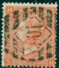 Great Britain Sg-94, Scott # 43, Used, Plate # 11, Great Price!