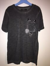 Boys Age 10-11 Years - Summer T Shirt Top