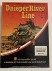 Dnieper River Line Computer Game Commodore 64 Avalon Hill Preowned