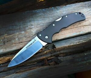NEW Cold Steel CODE 4 Folding Knife EDC