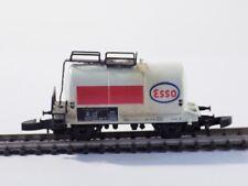 Märklin 8612 Spur Z: Kesselwagen ESSO Betriebsnr. 072 4 418-7, Bj. 1977-78, MDH