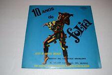 10 Ans de Folia~Succes Du Carnaval Bresilien~Caravelle LP-CAR 506~FAST SHIPPING