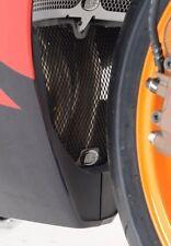 Honda CBR600RR 2015 R&G Racing Downpipe Grille DG0016BK Black