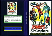zombies of the stratospher. CLIFFHANGER SERIALS ..complete