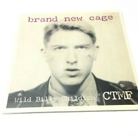 Wild Billy Childish & CTMF 'Brand New Cage' Coloured Vinyl LP NEW SEALED 2017