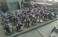 Warhammer 40k Space Marines Army FORGEWORLD & Heroes