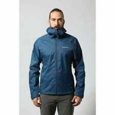 Montane Atomic Mens Waterproof Breathable Jacket SS19 Narwhall Blue