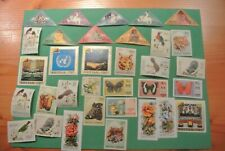 Bhutan Assorted 35 Stamps