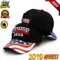 President Donald Trump 2020 winner USA Flag Baseball Cap Hat Make America  Great