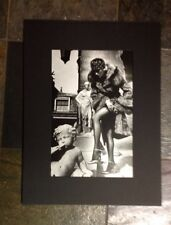 Helmut Newton Special Collection. FAshion PHotograph👑👠Vintage Lithograph👙