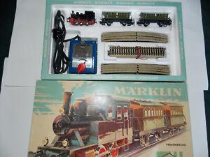 MARKLIN 2946 Train Set In Original Box