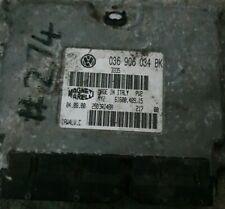 #274 SKODA FABIA 1999 2008 1.4 ENGINE CONTROL UNIT ECU 036906034BK