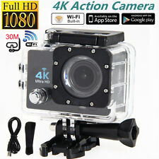 SJ9000 4K Ultra Wifi Waterproof Sport Action Camera 2.0 Inch DV 1080P HD DVR Cam