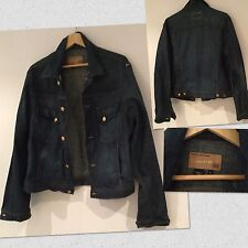 Original DKNY Women's Denim Jeans Large Size Jacket (Made In Italy)$230 in Shops