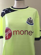 Puma 2012/13 Newcastle Away & Third Soccer Jersey Virgin Money  Sz Small