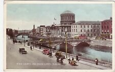 Four Courts & River Liffey, DUBLIN, County Dublin, Ireland
