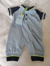 Ted Baker Boys' Cotton Babygrows & Playsuits (0-24 Months)
