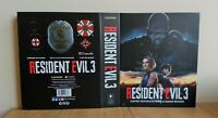 Resident Evil 3 | Limited and Exclusive Keyring and Badge Edition | PS4 | New