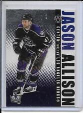 02-03 Vanguard Jason Allison LTD # 47 #d/450