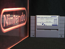 Super Nintendo SNES Hyper V-Ball Sample Cartridge Ultra Rare Prototype Review