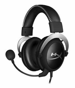 NB HyperX HX-HSCL-SR/NA Cloud Pro Wired Stereo Gaming Headset Silver