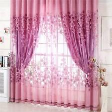 Accessorie Curtains Home Window Multicolor Room Curtainsdrape Semi-Shading LI